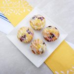 Blueberry Lemon Muffin