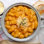 Gnocchi with Butternut Squash Bechamel