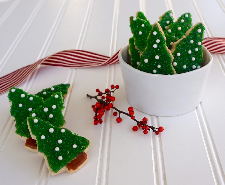 Cookie Cutter Cookies