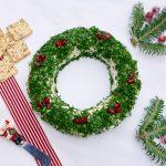 Wreath Cheese Spread