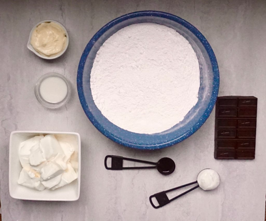 Chocolate Guinness Cake ingredients