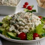 Tzatziki Chicken Salad