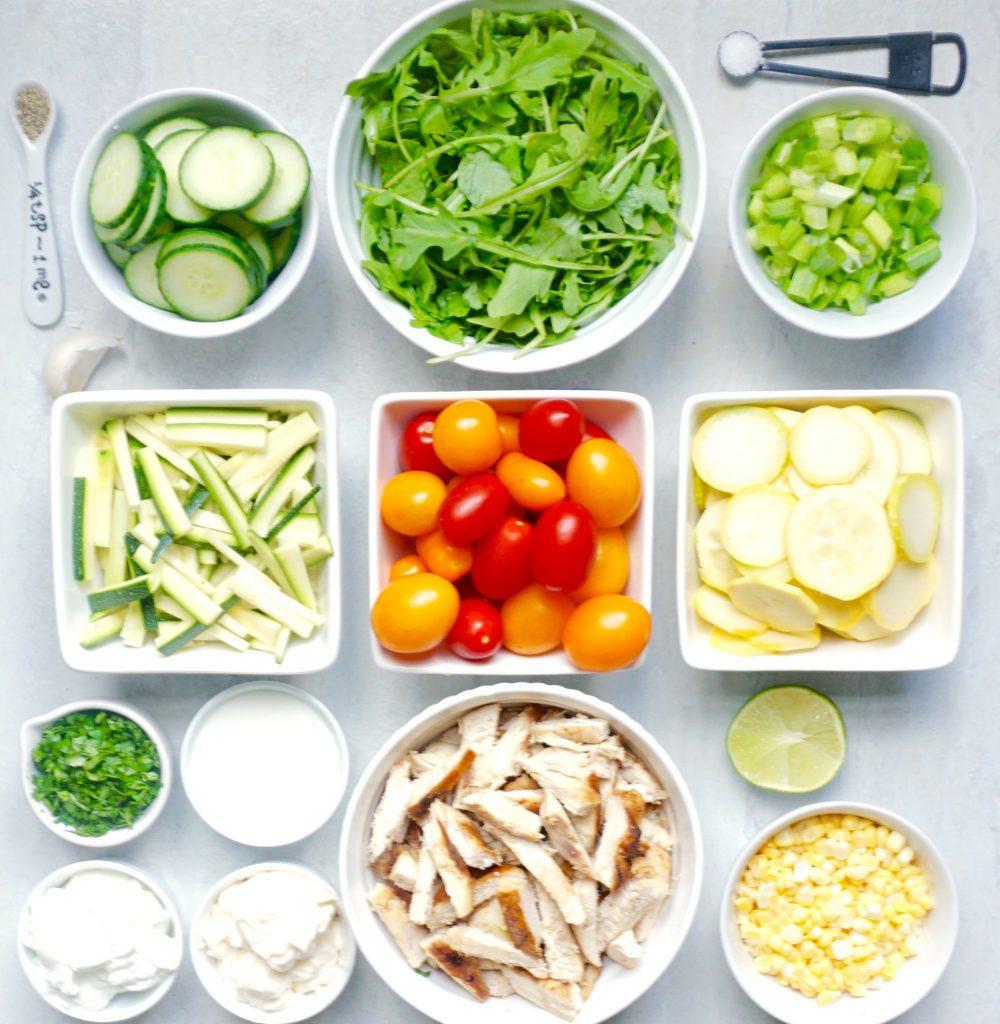 Farmers Market Salad