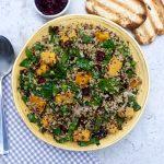 Butternut Squash Quinoa Salad