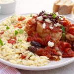 Tomato Feta Chicken