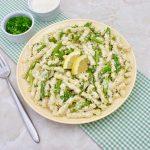 Lemon Asparagus Pasta