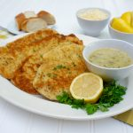 Lemon Chicken Milanese