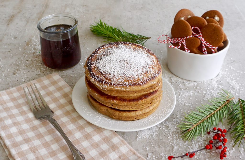Gingerbread Pancake