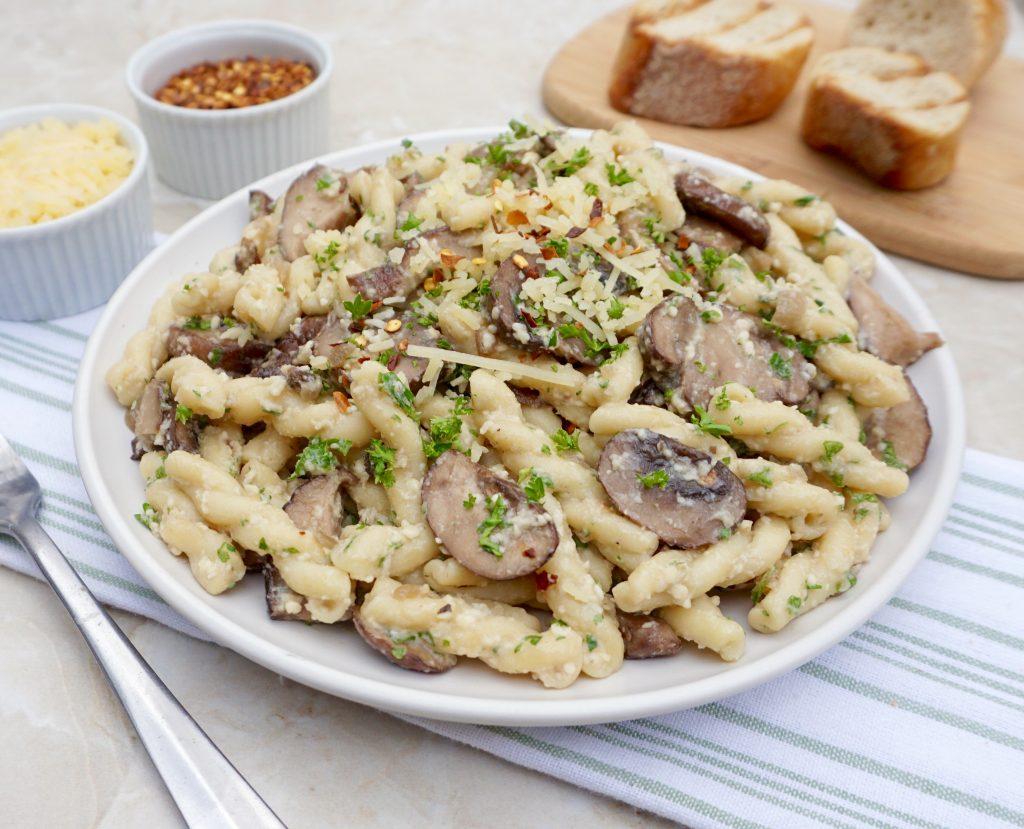 Mushroom Gemelli