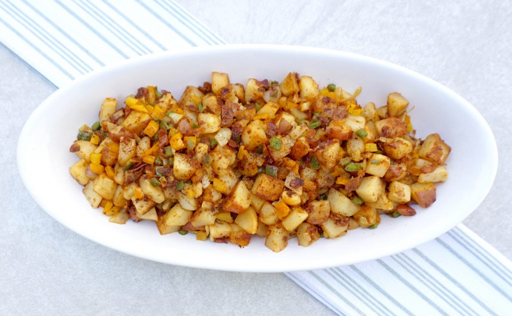 Red Potato Pepper Home Fries