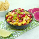 Pineapple Radish Salsa