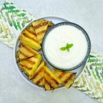 Grilled Pina Colada Pineapple