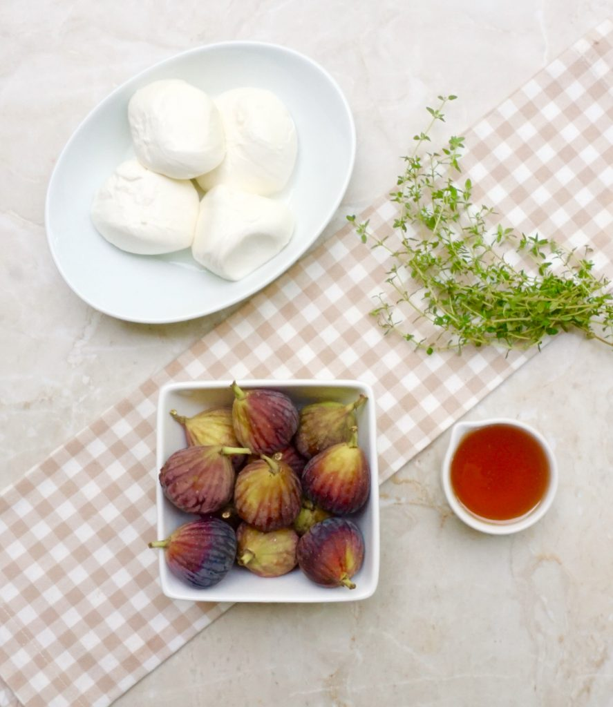 Honey Roasted Fig Burrata