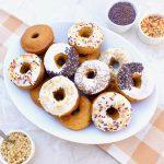Pumpkin Baked Donuts