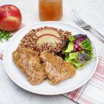 Apple Cider Chicken Thighs
