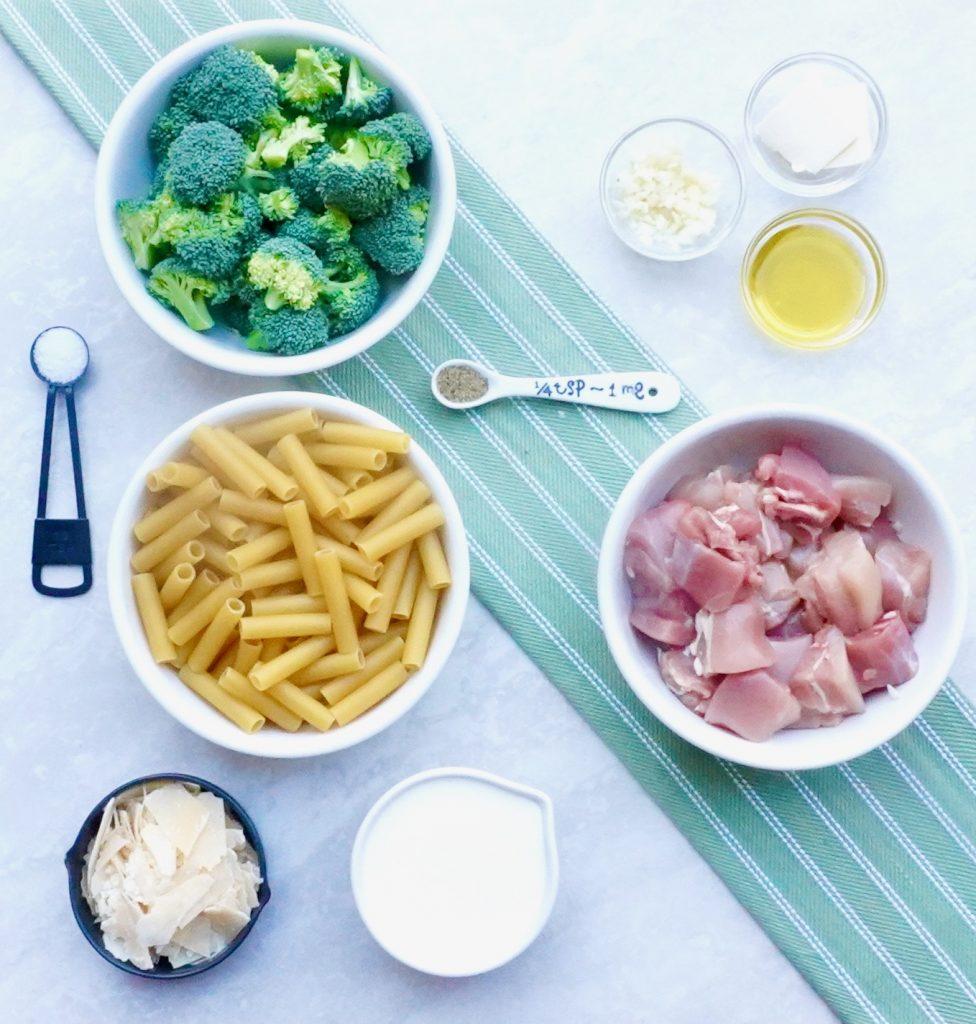 Chicken Broccoli Ziti