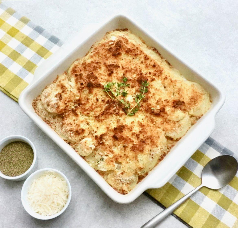Parmesan Scalloped Potatoes