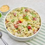 Vegetable Ranch Pasta Salad