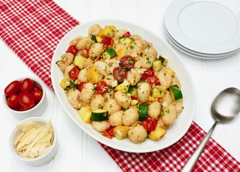 Vegetable Gnocchi