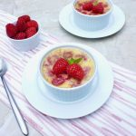 Raspberry Creme Brûlée