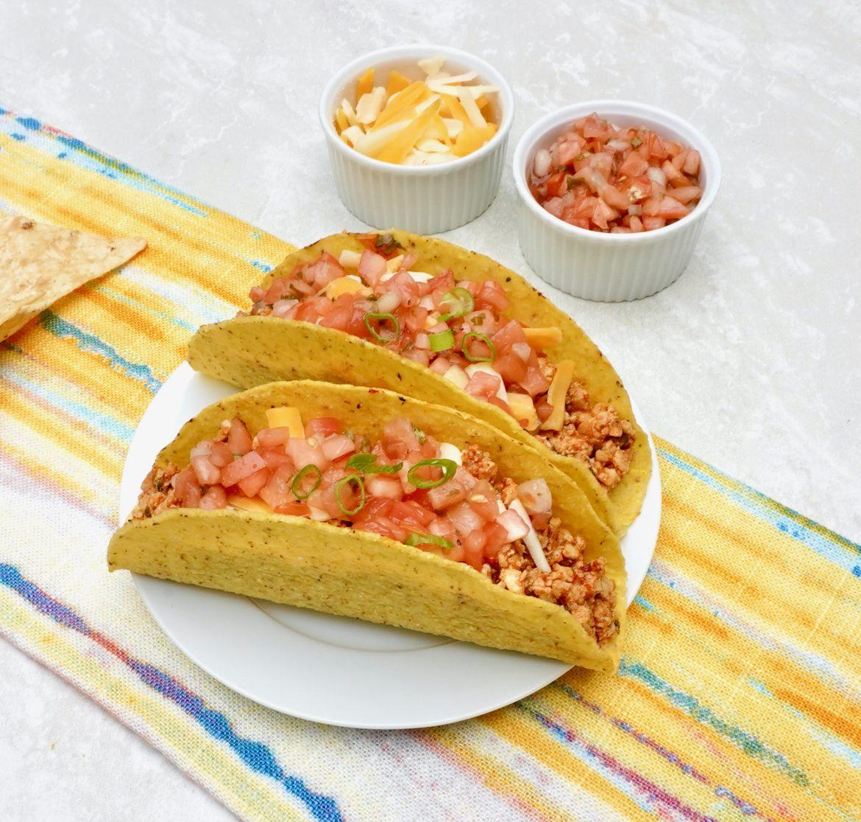 Chipotle Chicken Tacos