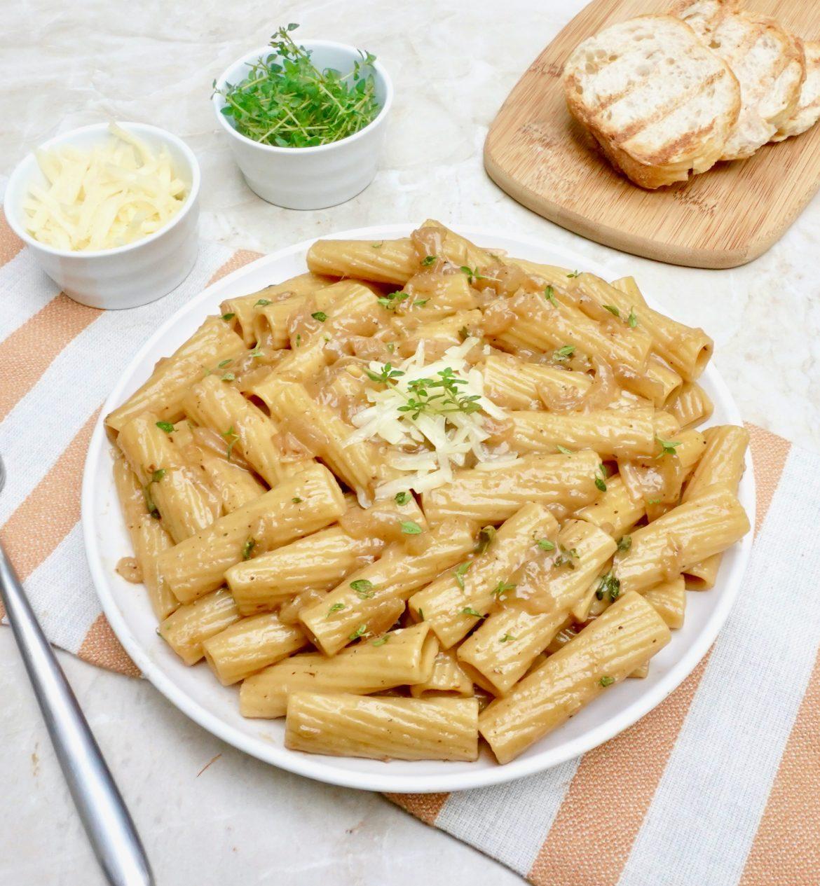 French Onion Ziti